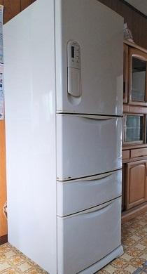 2020 9月 冷蔵庫 古い