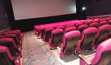2021 1 映画 座席