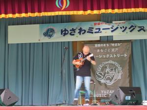 鈴木昭寿さんライブ
