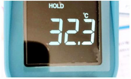体温計 非接触型